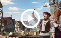 Starta Forge of Empires-video